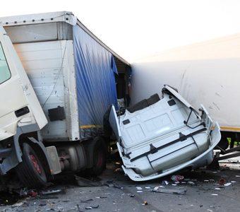 Miami Trucking Accident