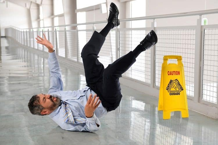Slip and Fall Accidents Can Be Detrimental