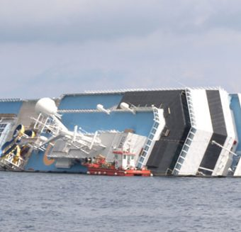 cruise ship accident