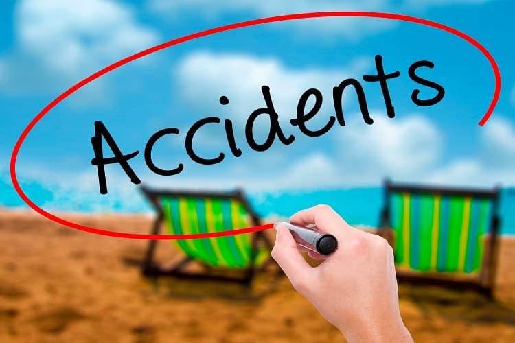 Beach Accidents