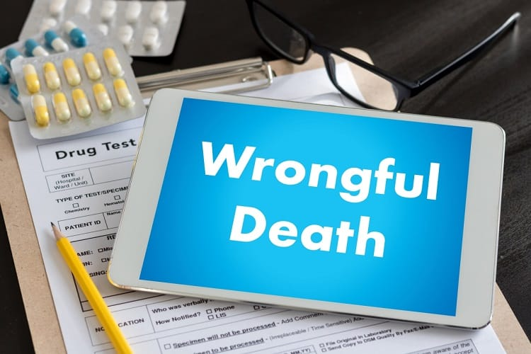 Wrongful Death Case