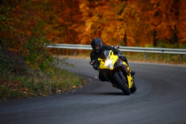 Riding a motorcycle is a dangerous, but do you know just how dangerous?