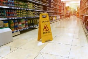 Supermarket Accident And Injury Attorney in Miami