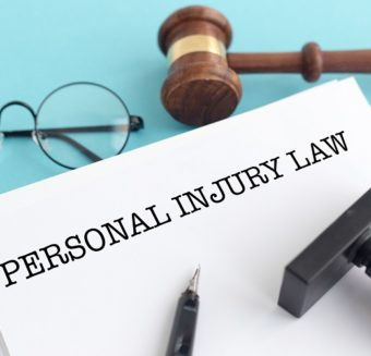 PERSONAL INJURY LAW CONCEPT