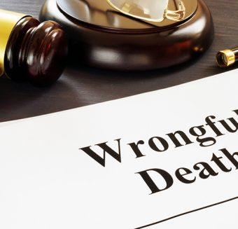 Wrongful Death Case - Dante Law Firm
