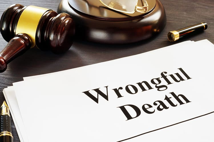 Wrongful Death Case - Dante Law Firm