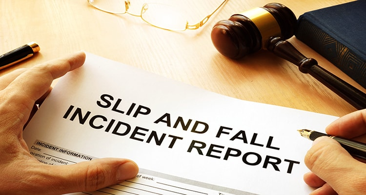 Slip and Fall Accidents - Dante Law Firm